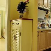 家庭鞋柜装修灯光设计