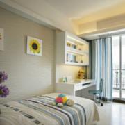 卧室设计装修床铺设计