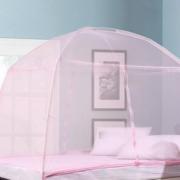 卧室蚊帐装修色调搭配