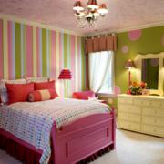 儿童房卧室装修吊顶图