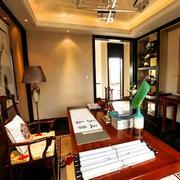 书房设计装修灯光设计