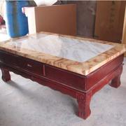 大理石餐桌设计模板