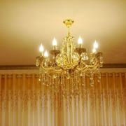 客厅灯装修色调搭配
