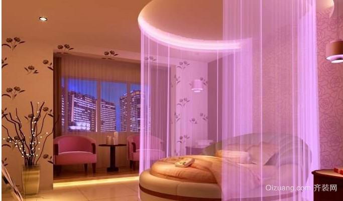 非常浪漫的婚房布置图片装修效果图