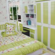 卧室设计装修衣柜图
