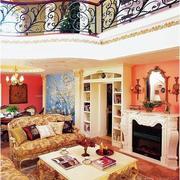 室内装潢设计客厅图