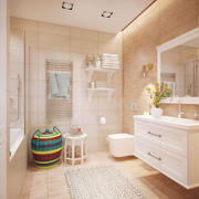 卫生间设计装修灯光设计