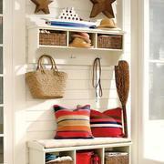 家庭鞋柜装修造型图