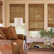 单身公寓窗帘装修窗帘图