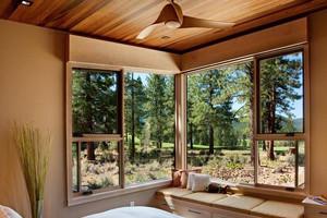 小空间打造精致飘窗装修效果图