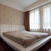 舒适的榻榻米床装修效果图