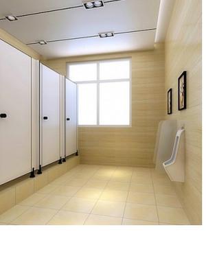 公共厕所装修效果图