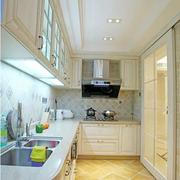 厨房装修背景墙图