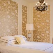 单身公寓装修卧室设计图