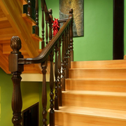 楼梯装修效果图脚踏板图