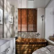 浴室屏风隔断装修实景图