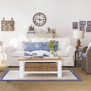 沙发背景墙装修实例