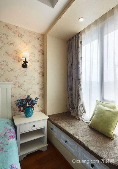 北欧风格小卧室装修效果图