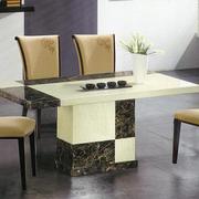 大理石餐桌实例鉴赏