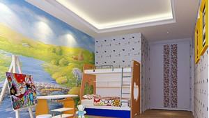 卧室双层床装修效果图