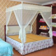 卧室蚊帐装修整体图