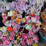 鲜花店装修实景图