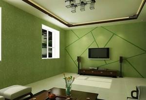 卧室硅藻泥装修效果图