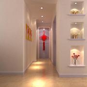 客厅地板砖装修灯光设计