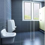 公共厕所装修隔断图