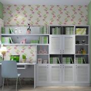 书房设计装修图案设计