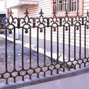 围墙栏杆设计造型图