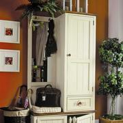 小户型家庭鞋柜装修灯光设计