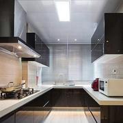 厨房吊顶装修背景墙