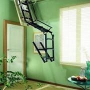 阁楼楼梯装修造型图