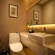 小卫生间装修灯光设计