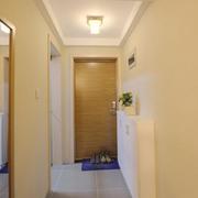 走廊吊顶装修吊灯图