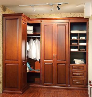 整体衣柜设计效果图