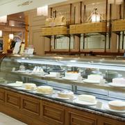 蛋糕店装修实景图
