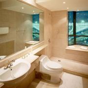浴室装修整体图
