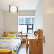 卧室飘窗设计吊顶图