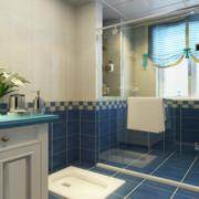 浴室屏风隔断装修模板
