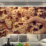 客厅电视背景墙装修实例