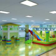 儿童游乐园整体图