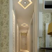 走廊吊顶装修实例