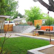 露台花园设计实例