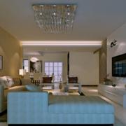 客厅装修设计色调搭配