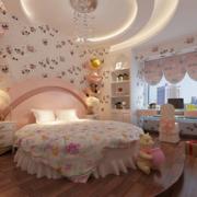 儿童卧室装修效果图