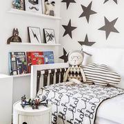 儿童房装修背景墙图案