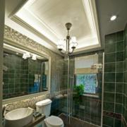 卫生间吊顶装修灯光设计