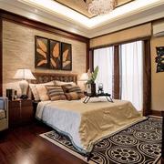 室内装潢设计卧室图